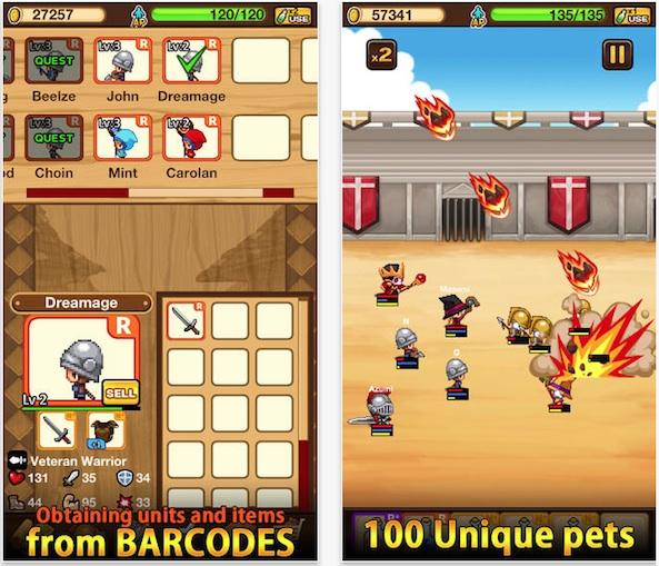 Barcode Kingdom 1