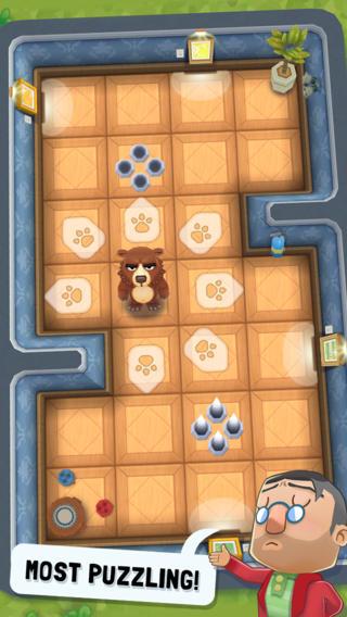 Bears vs Art (iPhone screenshot 001)