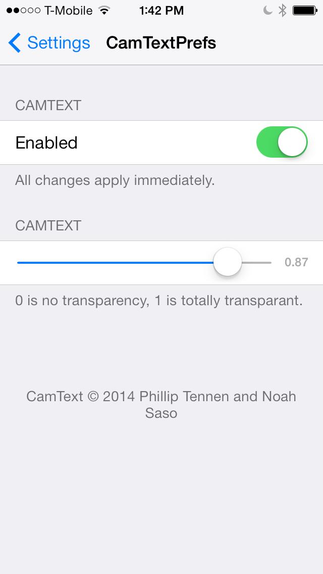 CamText 2