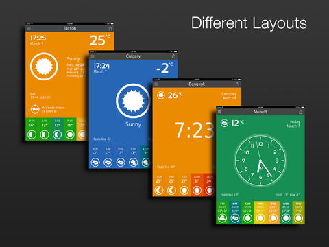 ClearWeather HD 1