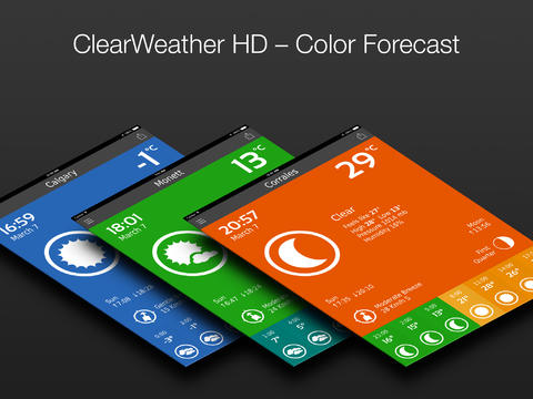 ClearWeather HD 3