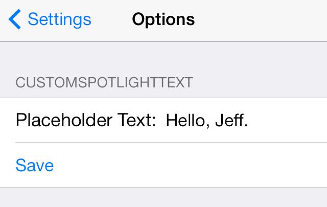 CustomSpotlightText2