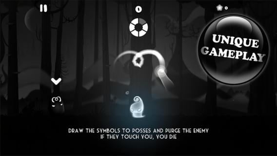 Darklings 1.1.4 for iOS (iPhone screenshot 002)