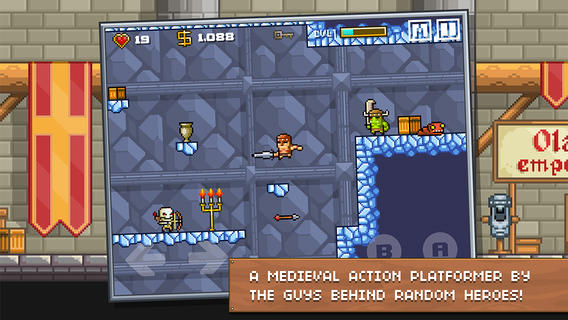 Devious Dungeon 3