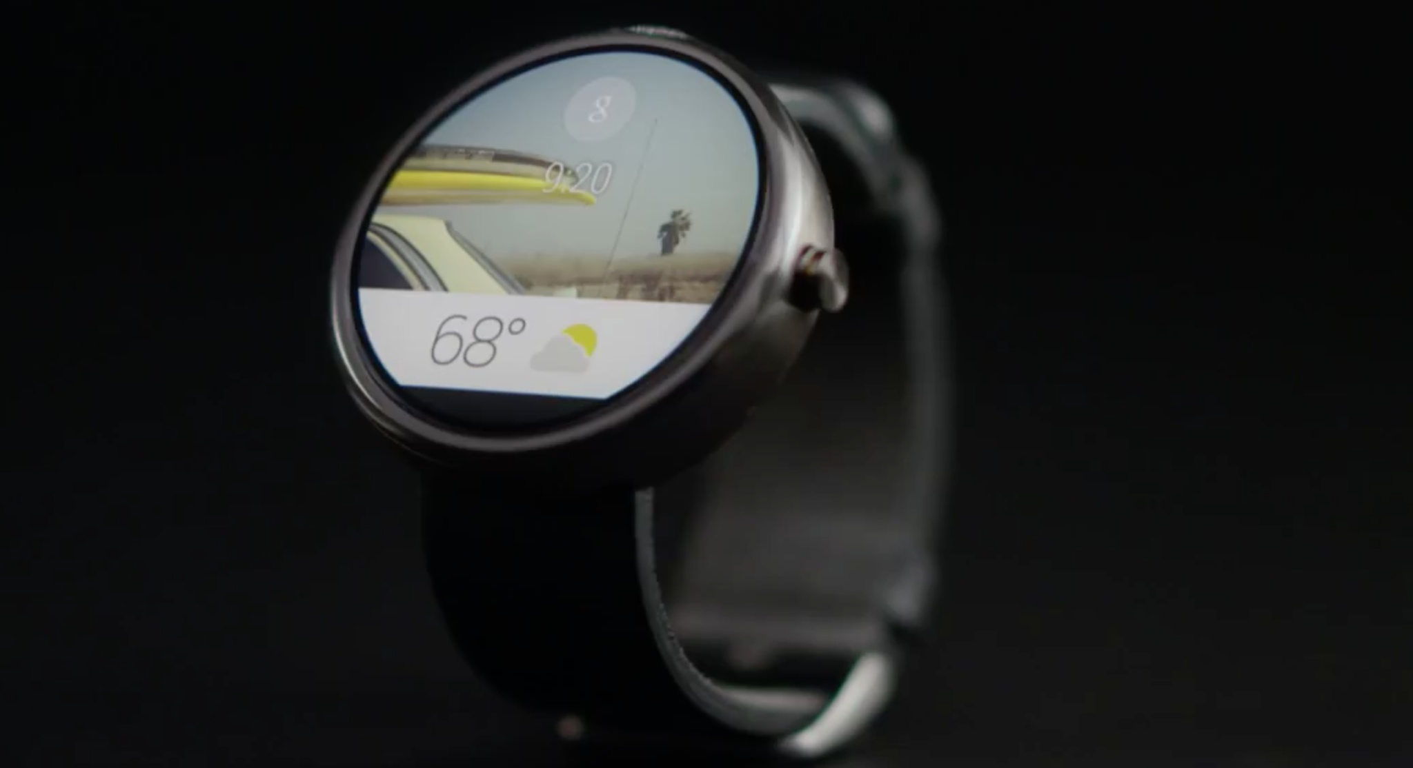 Google Android Wear (smartwatch 001)
