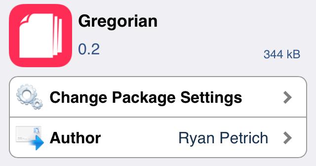 Gregorian Ryan Petrich