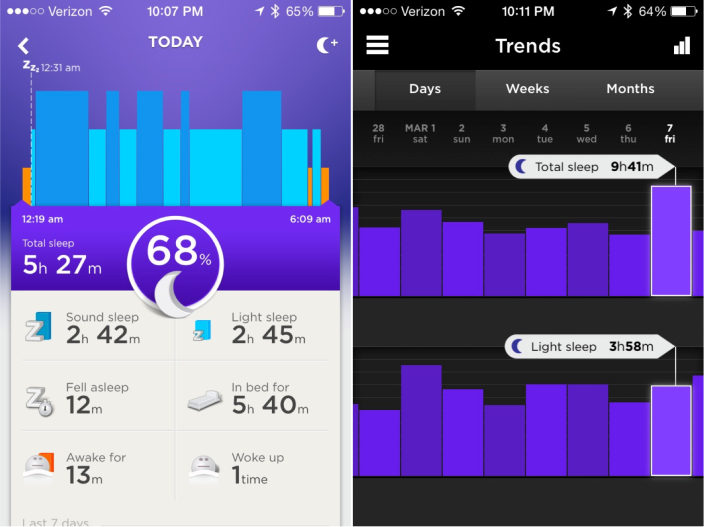 Healthbook (Sleep Tracking 001)