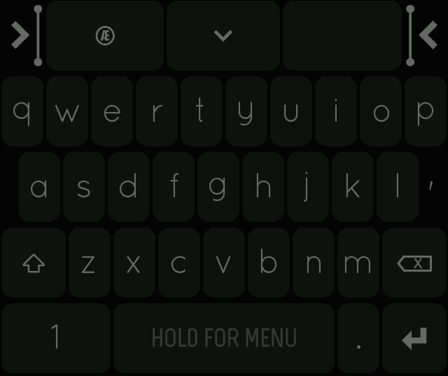 Hands-on with the Hipjot keyboard beta for Cydia - try it now