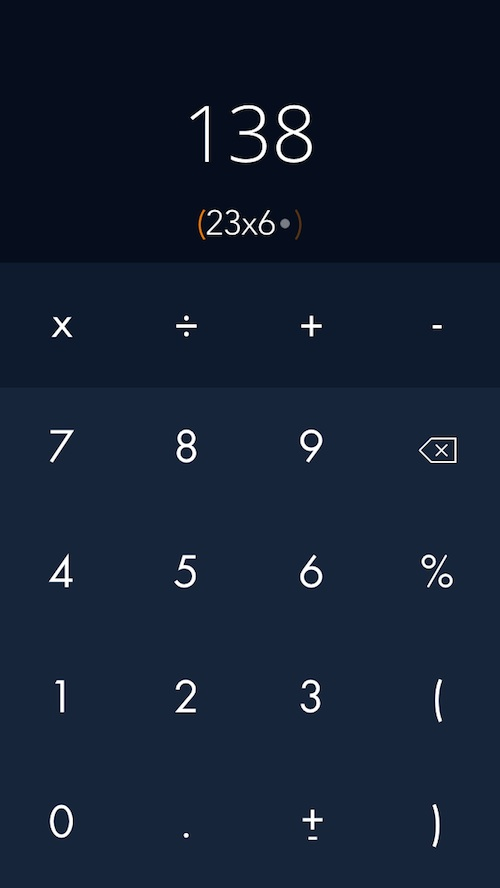 Luna Calculator 2