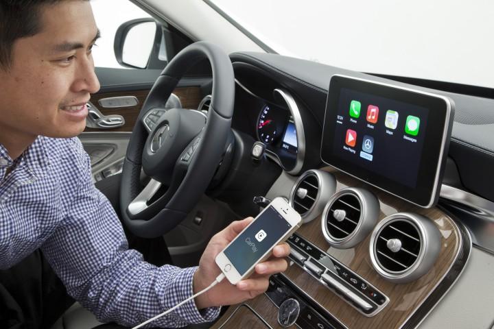 Mercedes-Benz (CarPlay 002)