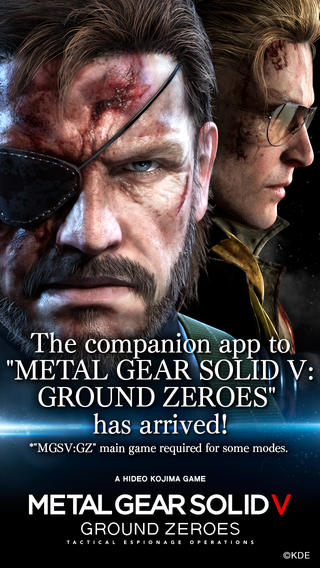 Metal Gear Solid V - Ground Zeroes (iPhone screenshot 001)