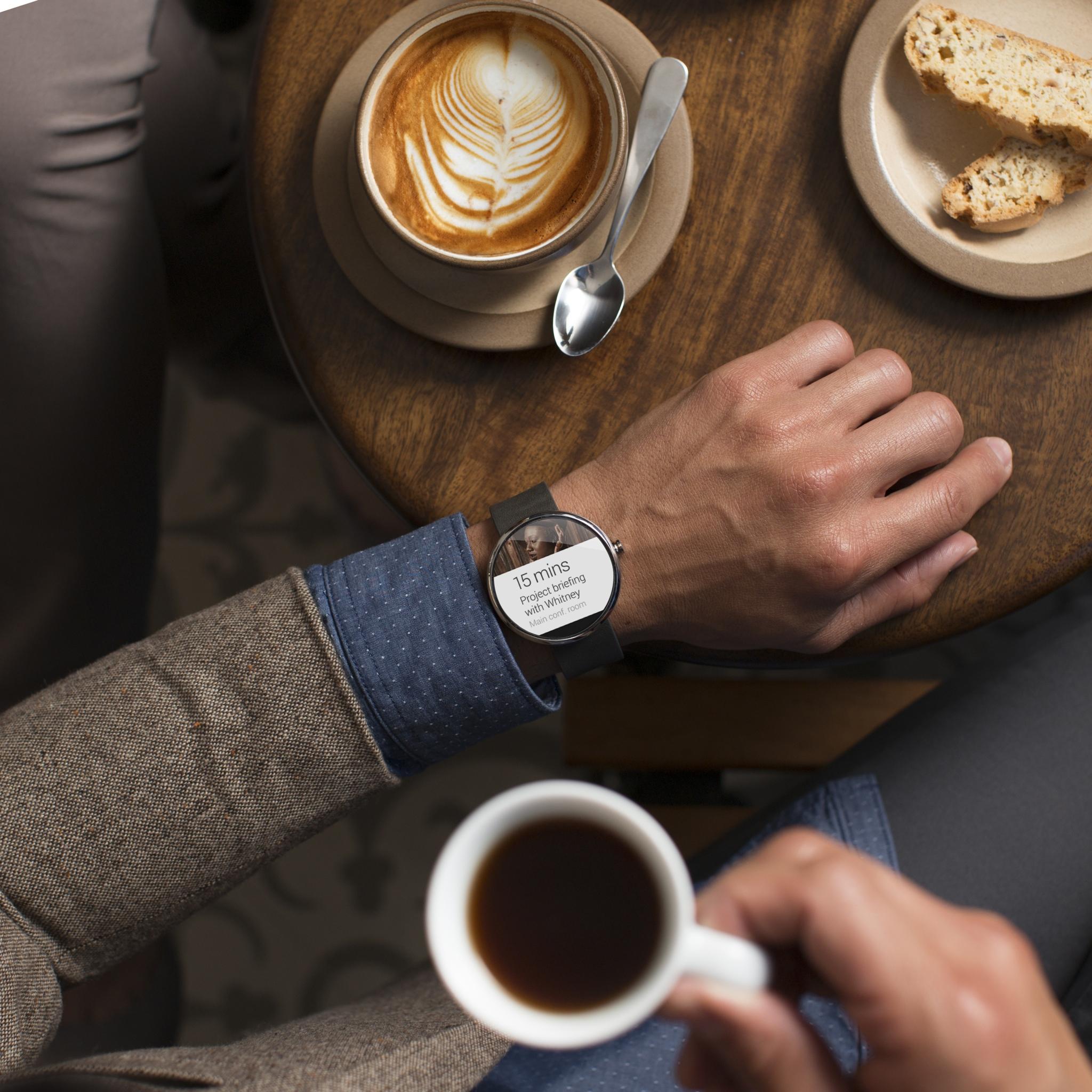Motorola Moto 360 (Cafe 001)