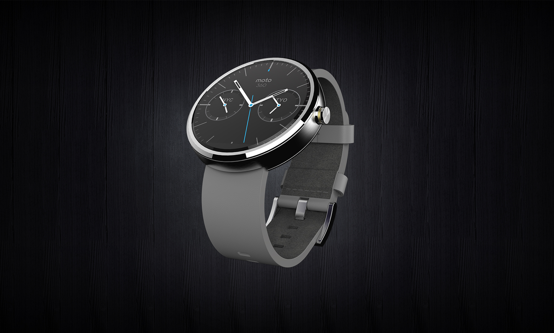 Motorola Moto 360 (Leather 001)