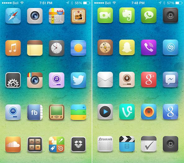 Newport iOS 7