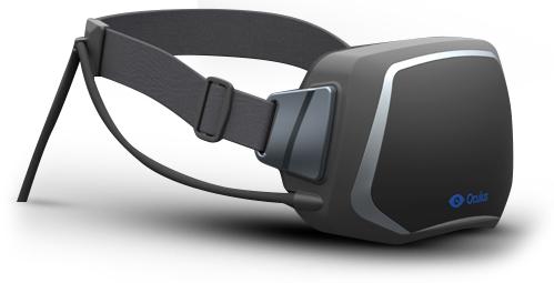 Oculus Rift headset (image 001)