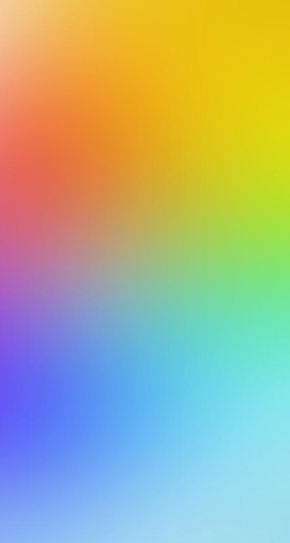 Ozix blur rainbow preview