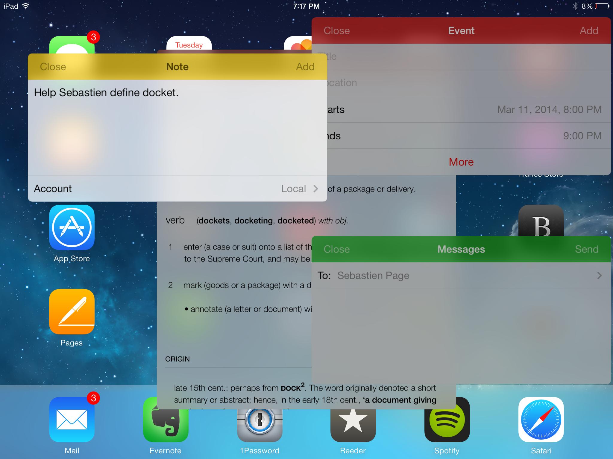 ProWidgets iPad