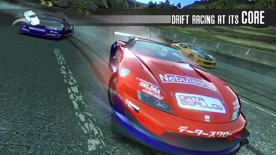 Ridge Racer Slipstream (iPhone screenshot 002)