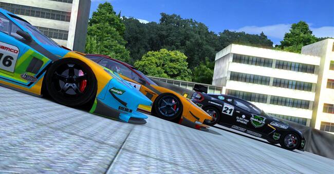 Ridge Racer Slipstream (teaser 001)
