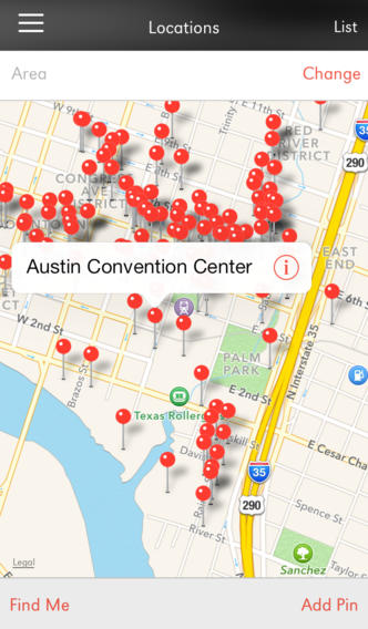 SXSW 5.2 for iOS (iPhone screenshot 004)