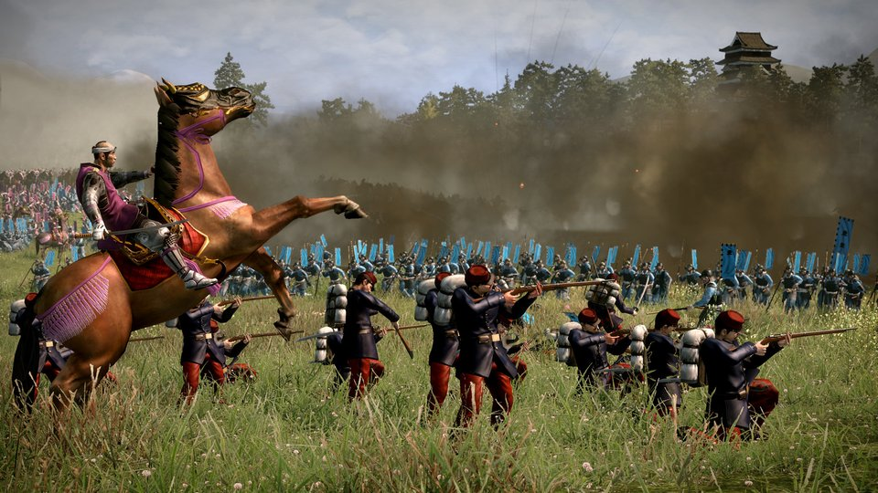Total War Shogun 2 for Mac (image 001)