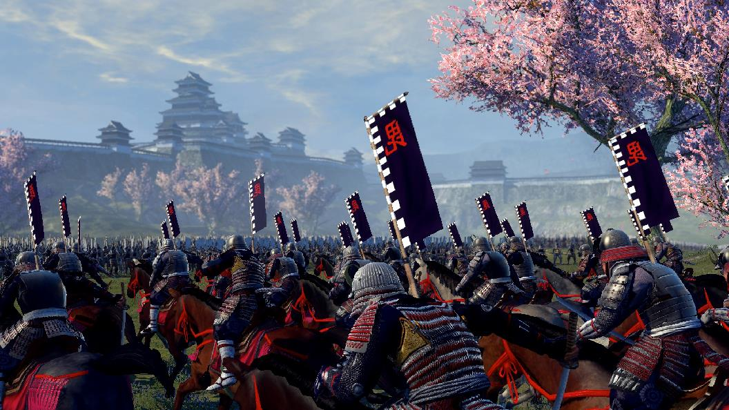 Total War Shogun 2 for Mac (screenshot 002)