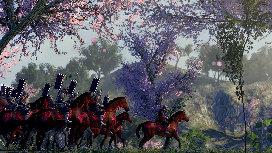 Total War Shogun 2 for Mac (screenshot 003)