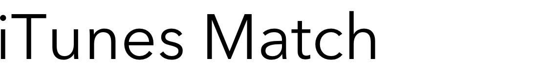 Ultimate-iTunes Match