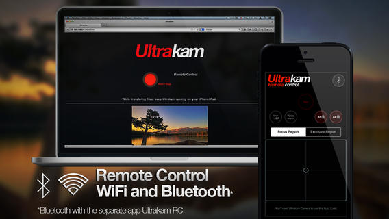 Ultrakam 1.0 for iOS (iPhone screenshot 005)