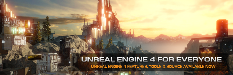 Epic Games unveils Unreal Engine 4: OS X support, subscription-based