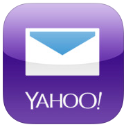 Yahoo Mail 2.0.6 for iOS (app icon, small)