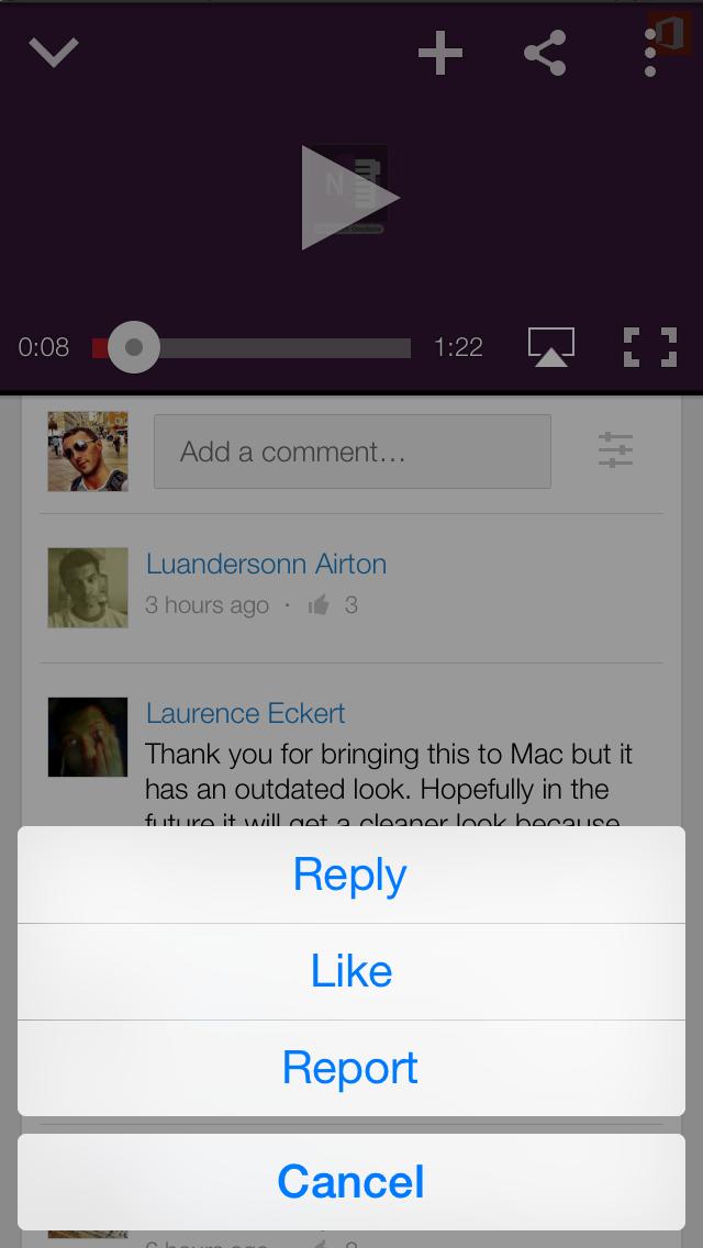 YouTube 2.5 for iOS (iPhone screenshot 004)