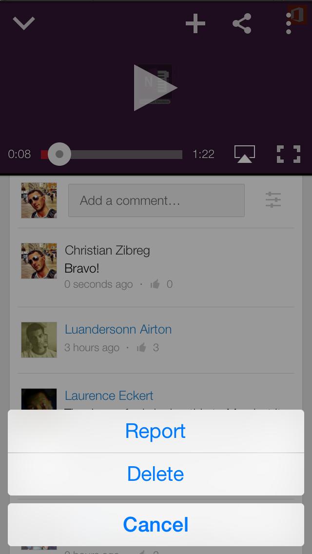 YouTube 2.5 for iOS (iPhone screenshot 005)