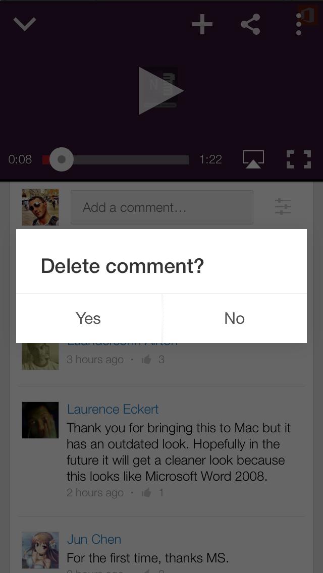 YouTube 2.5 for iOS (iPhone screenshot 006)