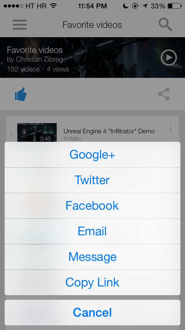 YouTube 2.5 for iOS (iPhone screenshot 008)