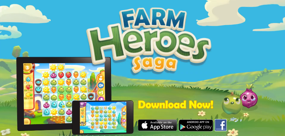 farm heroes tv