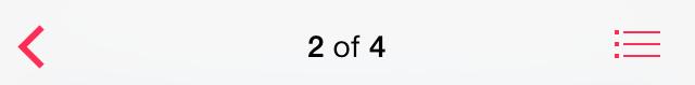 iOS 7 Music Detail View