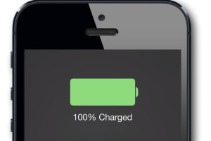 iOS 7 (battery charged 001)