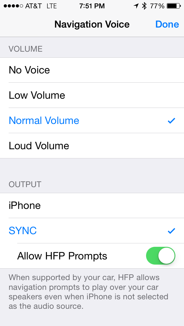 iOS 7.1 (HFP Prompts 002)