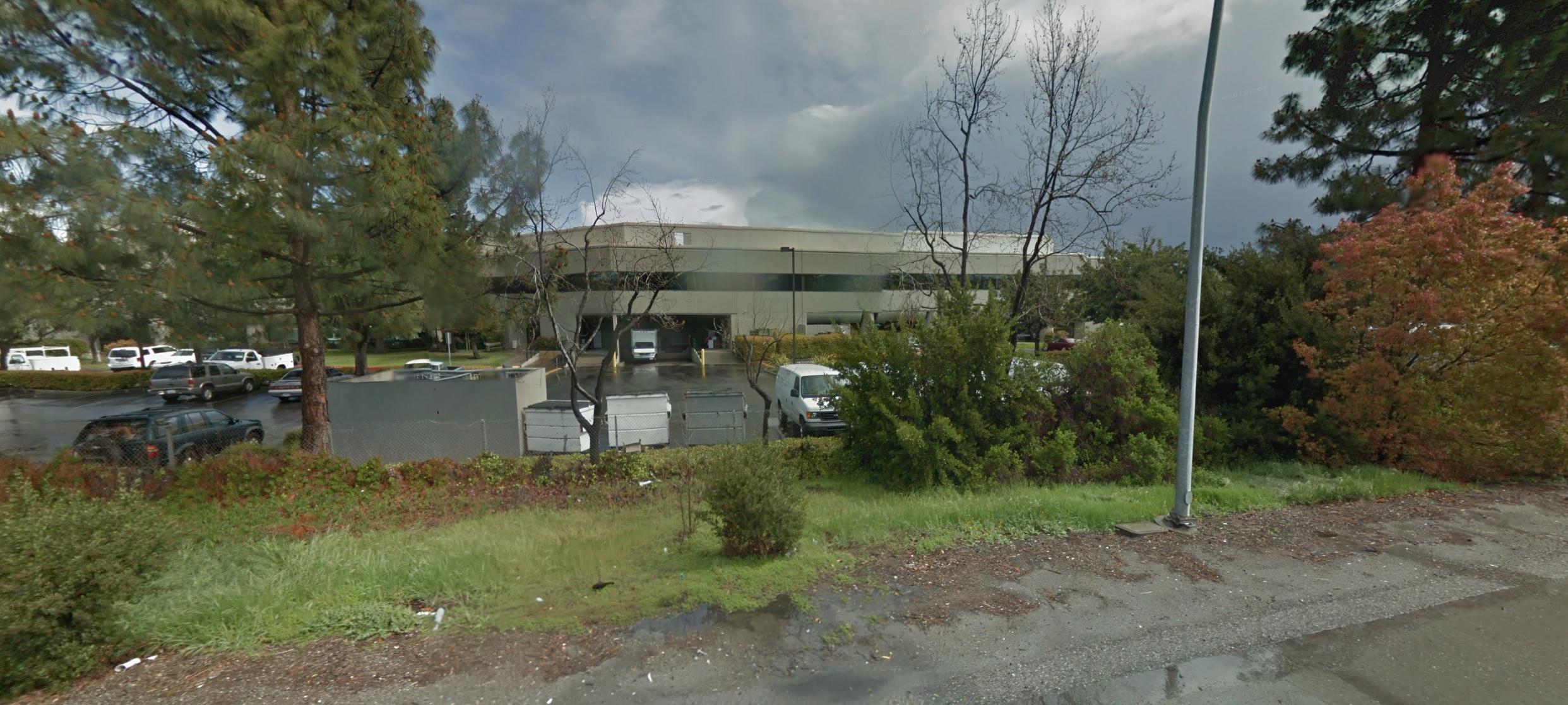 iSpaceship (Google Maps 001)