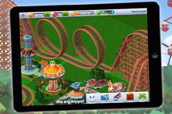 roller coaster tycoon 1