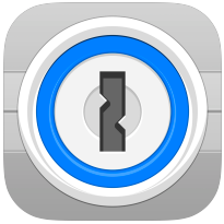 1Password 4.5 for iOS (app icon, small)