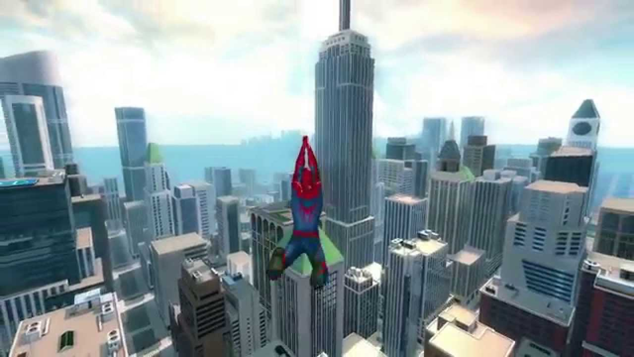 Amazing Spider-Man 2 (teaser 001)
