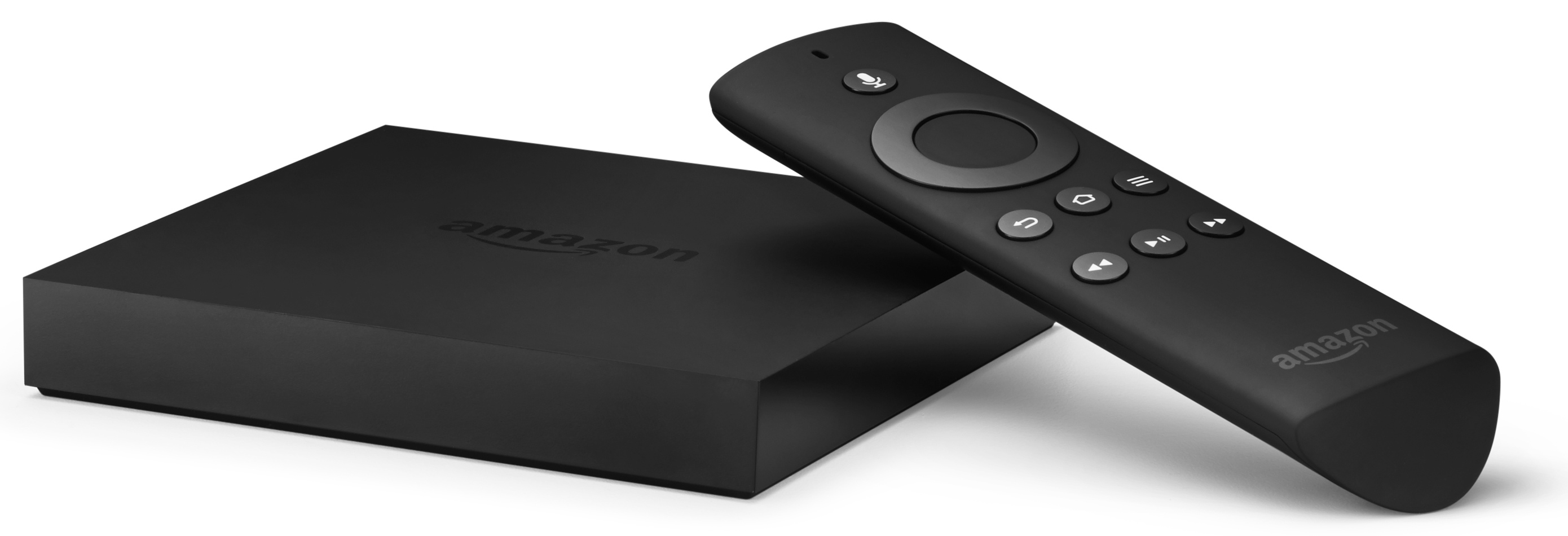 Amazon Fire TV (flat, with remote)