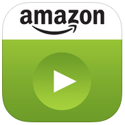 Amazon Instant Video 2.5 for iOS (app icon, small)