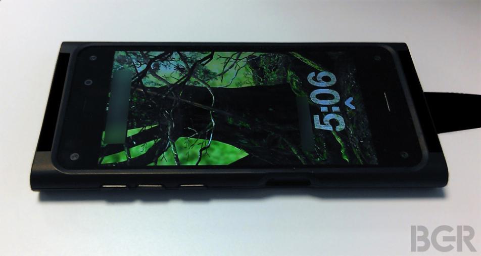 Amazon smartphone prototype (BGR 001)