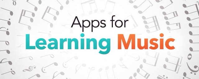 Apps for learning music