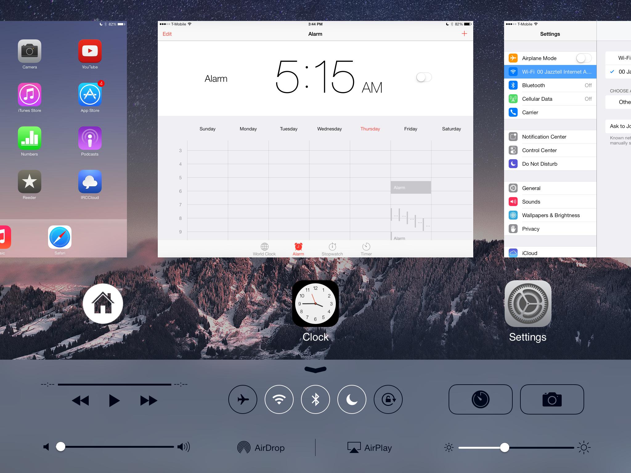 Auxo 2 iPad 1