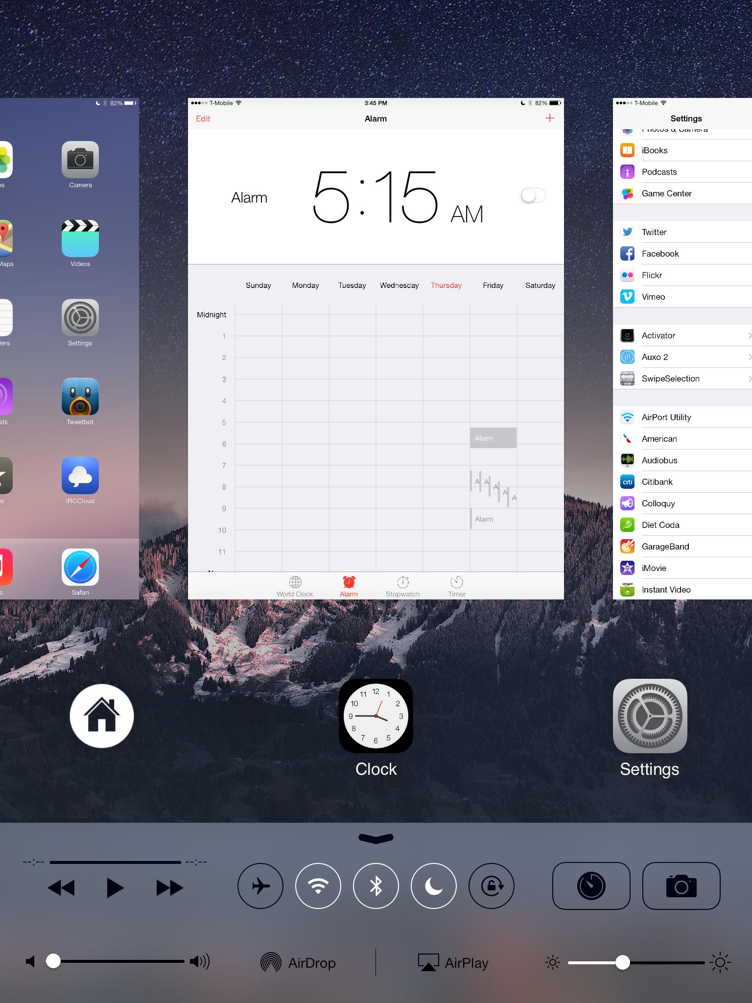 Auxo 2 iPad 2