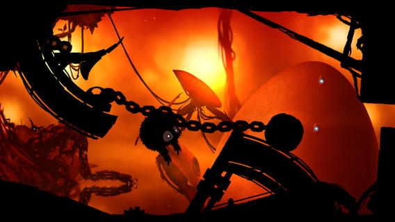 Badland 2.0 for iOS (iPhone screenshot 002)